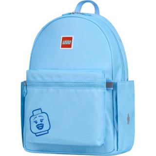 LEGO batoh Tribini Joy - pastelově modrý