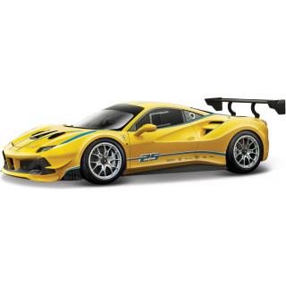 Bburago Ferrari 488 1:24 žlutá