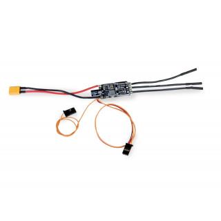 ULTRA 20A BL HELI SBEC 2-4S regulátor, XT-30