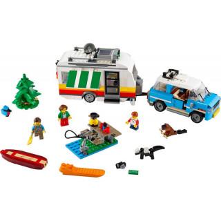 LEGO Creator - Rodinná dovolená v karavanu