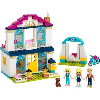 LEGO Friends - Stephanie a její dům 4+