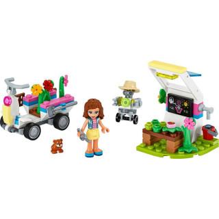 LEGO Friends - Olivie a její květinová zahrada