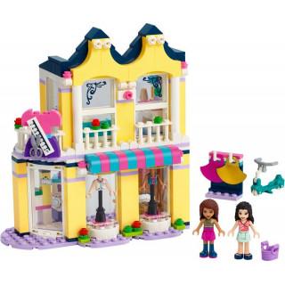 LEGO Friends - Emma a její obchod s oblečením