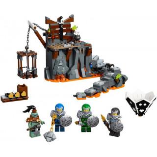 LEGO Ninjago - Výprava do Jeskyně lebek
