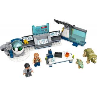 LEGO Jurský Park - Laboratoř Dr. Wu: Útěk dinosauřích mláďat