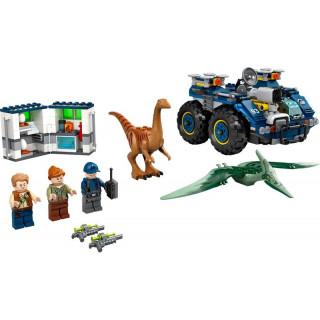 LEGO Jurský Park - Útěk gallimima a pteranodona