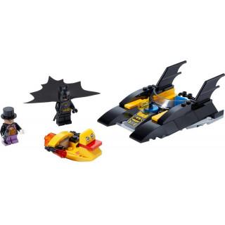 LEGO Super Heroes - Pronásledování Tučňáka v Batmanově lodi