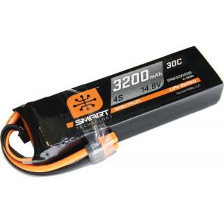 Spektrum Smart LiPo 14.8V 3200mAh 30C IC3