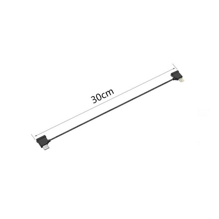 MAVIC AIR 2 - Kabel k dálkovému ovládání Lightning pro Tablety
