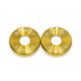 Exway X1 Flex - Podložka zlatá (2 ks)