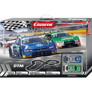 Autodráha Carrera EVO 25237 DTM Ready to Roar