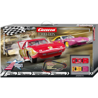 Autodráha Carrera EVO 25238 Motodrom Racer