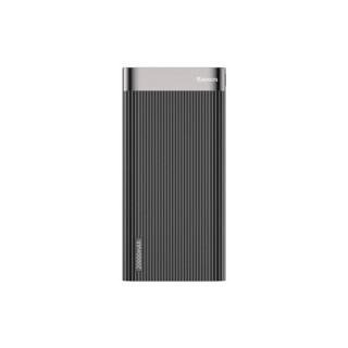 Baseus power bank 20000mAh Quick Charge 3.0 USB C / Micro USB 18W - Black