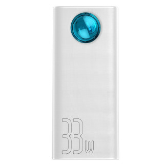 Baseus Amblight Quick Charge & large power digital display power bank 33W (PD3.0+QC3.0)