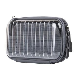 Baseus Let's go Hermit Shockproof Storage Bag Transparent