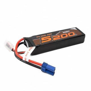 KONECT LiPo 5200mah 11.1V 50C 3S1P 57,7Wh (EC-5 )