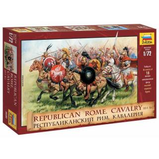 Wargames (AoB) figurky 8038 - Rep. Rome Cavalry III-I B. C. (re-release) (1:72)