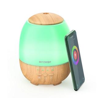 BlitzWolf BW-FUN3 Wi-Fi Smart Aroma Diffuser with Ultrasonic Atomization 400ml (BW-FUN3)