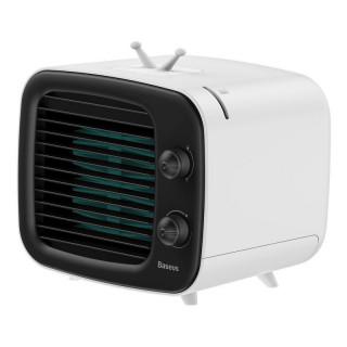 Baseus Time klimatizace, ventilátor, zvlhčovač(Black+White) (CXTM-21)