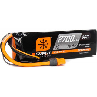 Spektrum Smart LiPo 14.8V 2700mAh 30C IC3