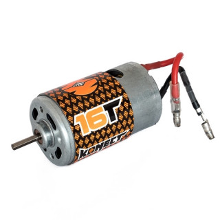 KONECT 550 stejnosměrný motor, 16 závitů