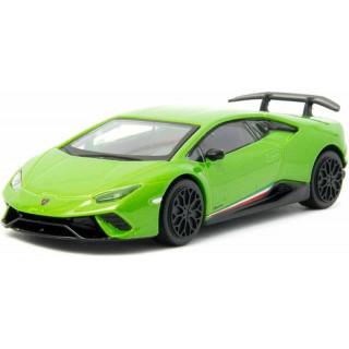 Bburago Lamborghini Huracán Performante 1:43 zelená