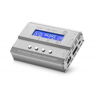 RAYTRONIC C11+ nabíječ s balancerem 60W + síťový zdroj 12V