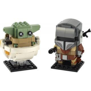 LEGO Star Wars - Mandalorian a dítě