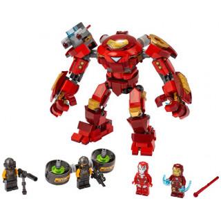 LEGO Super Heroes - Iron Man Hulkbuster proti agentovi A.I.M.