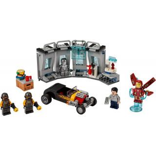 LEGO Super Heroes - Zbrojnice Iron Mana