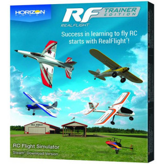 RealFlight Trainer Edition software pro Steam Download