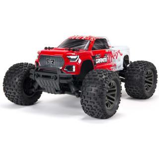 Arrma Granite 3S BLX 1:10 4WD RTR červená