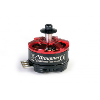ULTRA PRO 2206 1600 KV brushless Motor mit Linksgewinde
