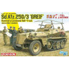 "Model Kit military 6911 - Sd.Kfz.250/3 ""Greif"" (2 in 1) (1:35)"