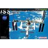 Model Kit vesmír 11024 - International Space Station (Phase 2007) (1:400)