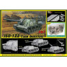 Model Kit military 6787 - JSU-122 Tank Destroyer (3 in 1) (1:35)