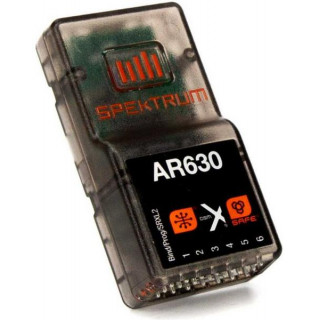Spektrum přijímač AR630 6CH AS3X/SAFE