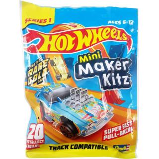 Hot Wheels Mini Maker Kitz - Blind Pack