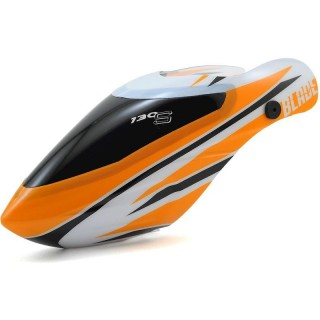 Blade 130 S: Kabina oranžová
