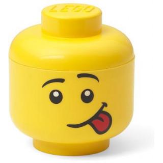 LEGO úložná hlava mini - silly