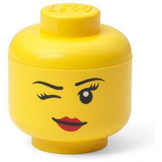 LEGO úložná hlava mini - whinky