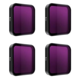 Freewell sada čtyř ND filtrů STANDARD pro Insta360 ONE R (4K)