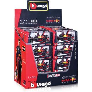 Bburago Red Bull Racing RB15 1:43 (sada 24ks)