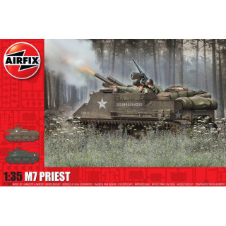 Classic Kit tank A1368 - M7 Priest (1:35)