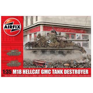 Classic Kit tank A1371 - M-18 Hellcat (1:35)