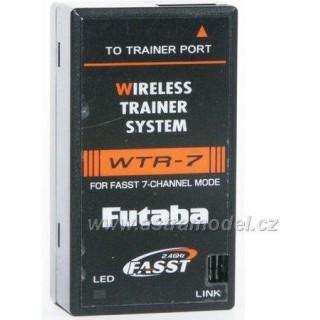 Futaba bezdrátový učitel-žák WTR-7 2.4GHz FASST