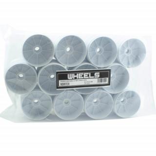 VORTEX bílé disky V2 (24 ks.)