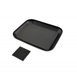 Magnetický talířek/miska - černá