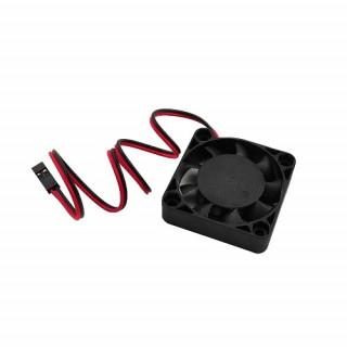 Samotný větráček 40x40mm - černý