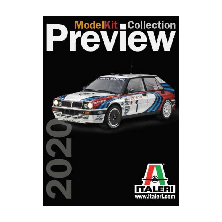 ITALERI PREVIEW 2020